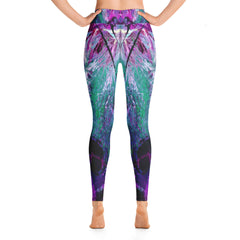 """Christine"" High Waisted Leggings - TryRight Store"