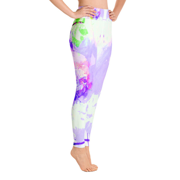 """Lilac"" High Waisted Workout Legging - TryRight Store"