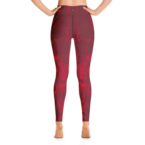 """Ruby1"" High Waisted Leggings - TryRight Store"