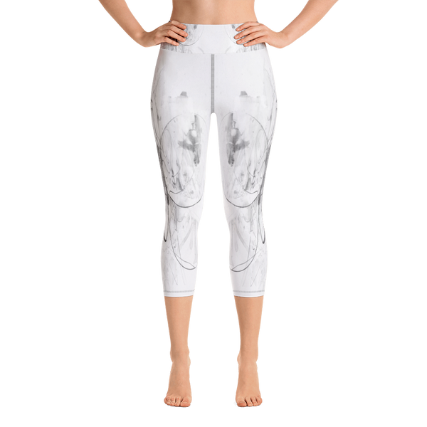 """Filter"" High Waisted Capri - TryRight Store"