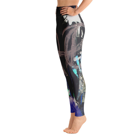 """Remi"" High Waisted Leggings - TryRight Store"