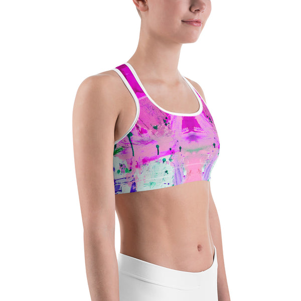"""Dory"" Sports bra - TryRight Store"