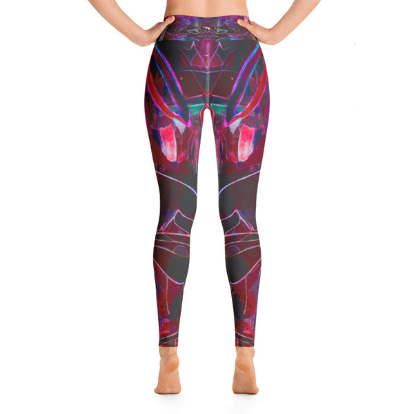 """Lous"" High Waisted Workout Legging - TryRight Store"