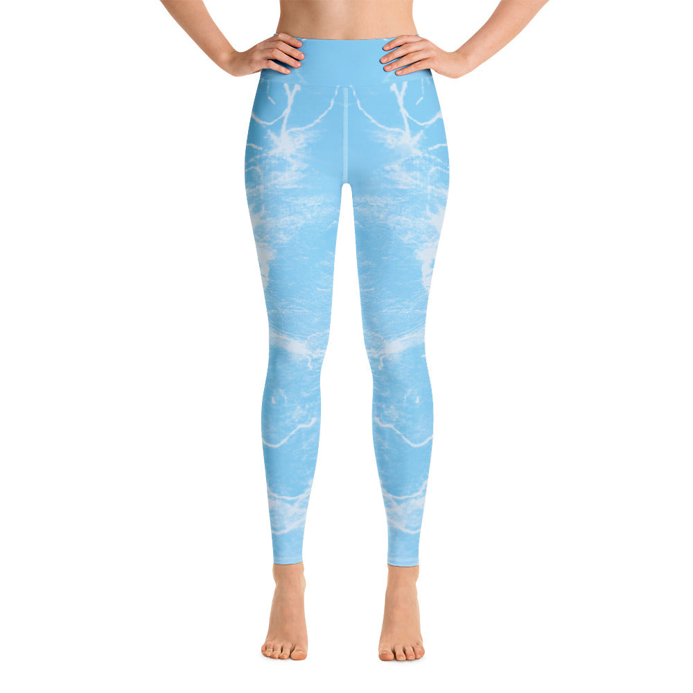 """Dance 2"" High Waisted Leggings - TryRight Store"
