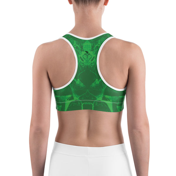 """Dance 4"" Sports bra - TryRight Store"