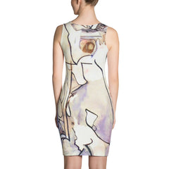 'Rain' Fitted Dress - TryRight Store