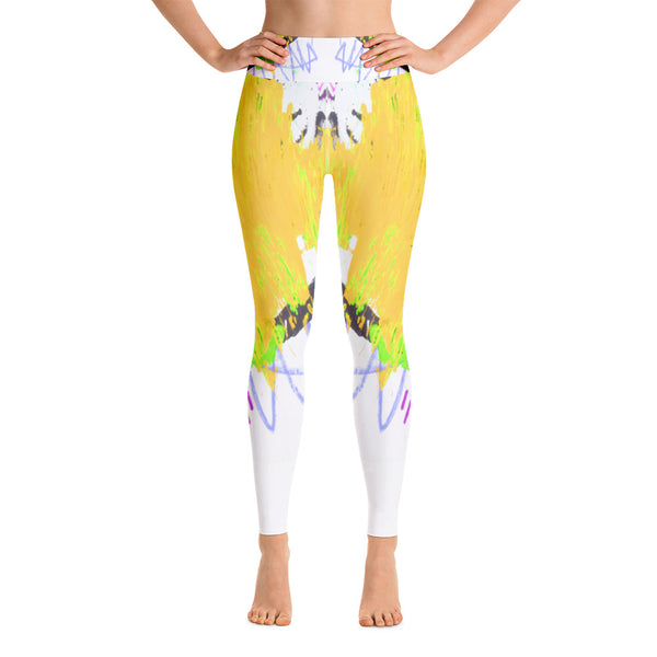 """Rise"" High Waisted Leggings - TryRight Store"
