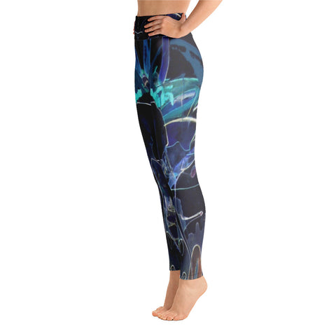 """Glass"" High Waisted Legging - TryRight Store"