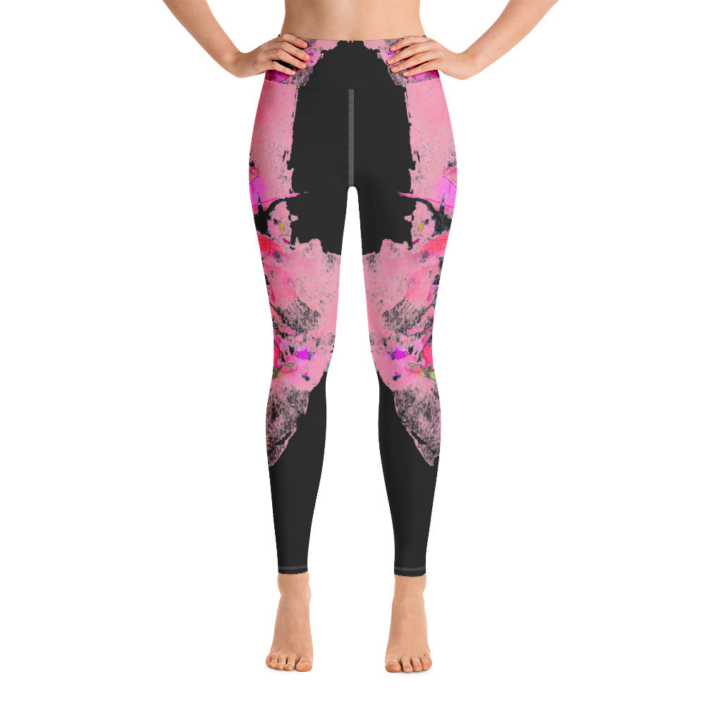 """Fuse1"" High Waisted Leggings - TryRight Store"