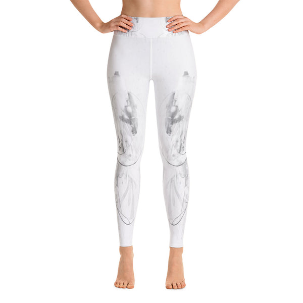 """Filter"" High Waisted Workout Legging - TryRight Store"
