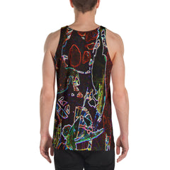 """PacMan"" Tank Top - TryRight Store"