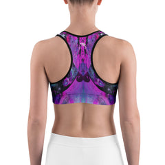 """Christine"" Sports bra - TryRight Store"