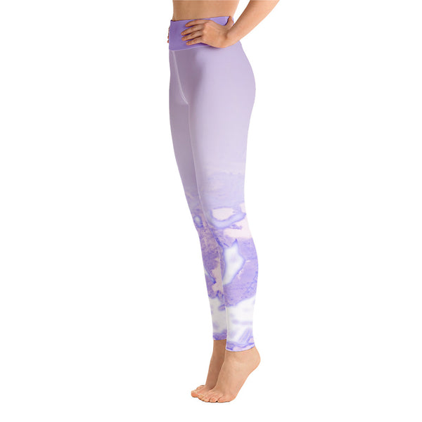 """Lotus 1"" High Waisted Leggings - TryRight Store"