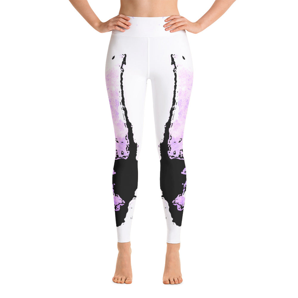 """Floss"" High Waisted Leggings - TryRight Store"