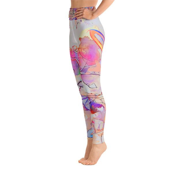 """Midnight"" High Waisted Workout Legging - TryRight Store"