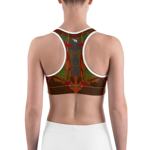 """Cecil"" Sports bra - TryRight Store"