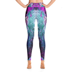 """Legacy"" High Waisted Leggings - TryRight Store"