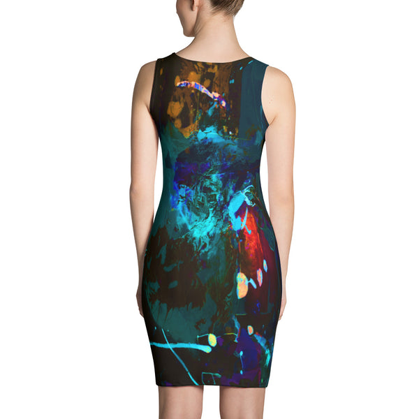 Sublimation Cut & Sew Dress - TryRight Store