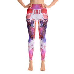 """Lenny"" High Waisted  Leggings - TryRight Store"