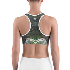 """River"" Sports bra - TryRight Store"
