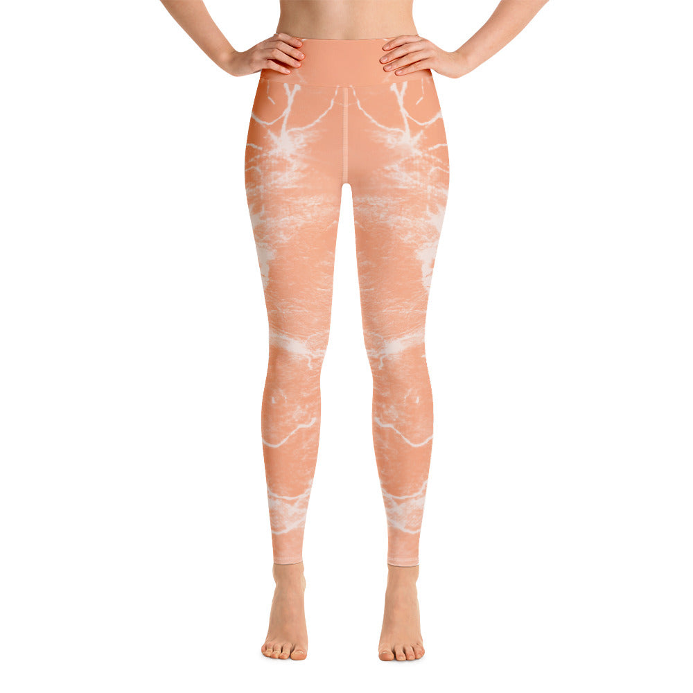 """Gracie 1"" High Waisted Leggings - TryRight Store"