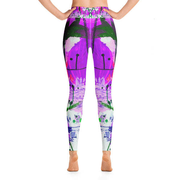 """Dory-2"" High Waisted Leggings - TryRight Store"