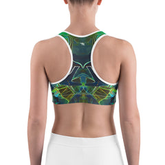 """Louis-2"" Sports bra - TryRight Store"