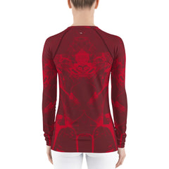 """Ruby"" Women's Rash Guard - TryRight Store"