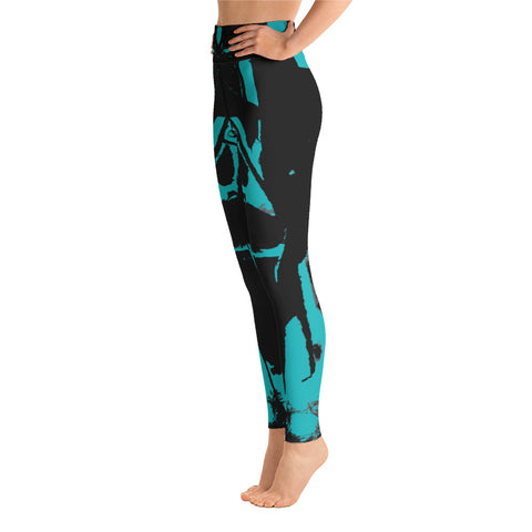 """Gloria 3"" High Waisted Legging - TryRight Store"