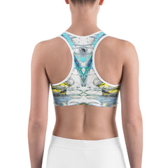 """Rebecca"" Sports bra - TryRight Store"