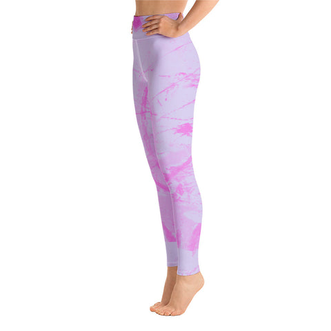 """Felicity"" High Waisted Leggings - TryRight Store"