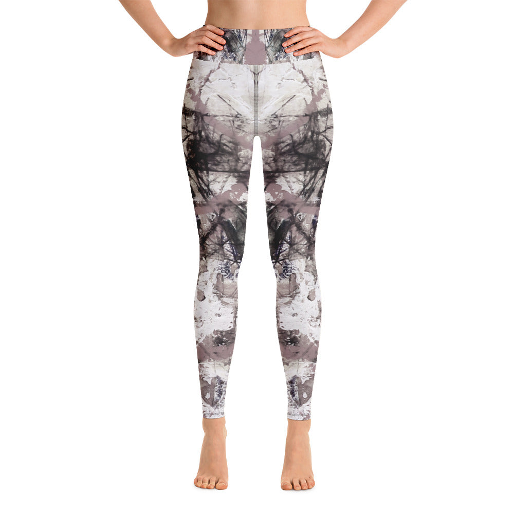 """Cloud"" High Waisted Leggings - TryRight Store"