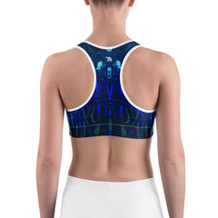 """Chalk"" Sports bra - TryRight Store"