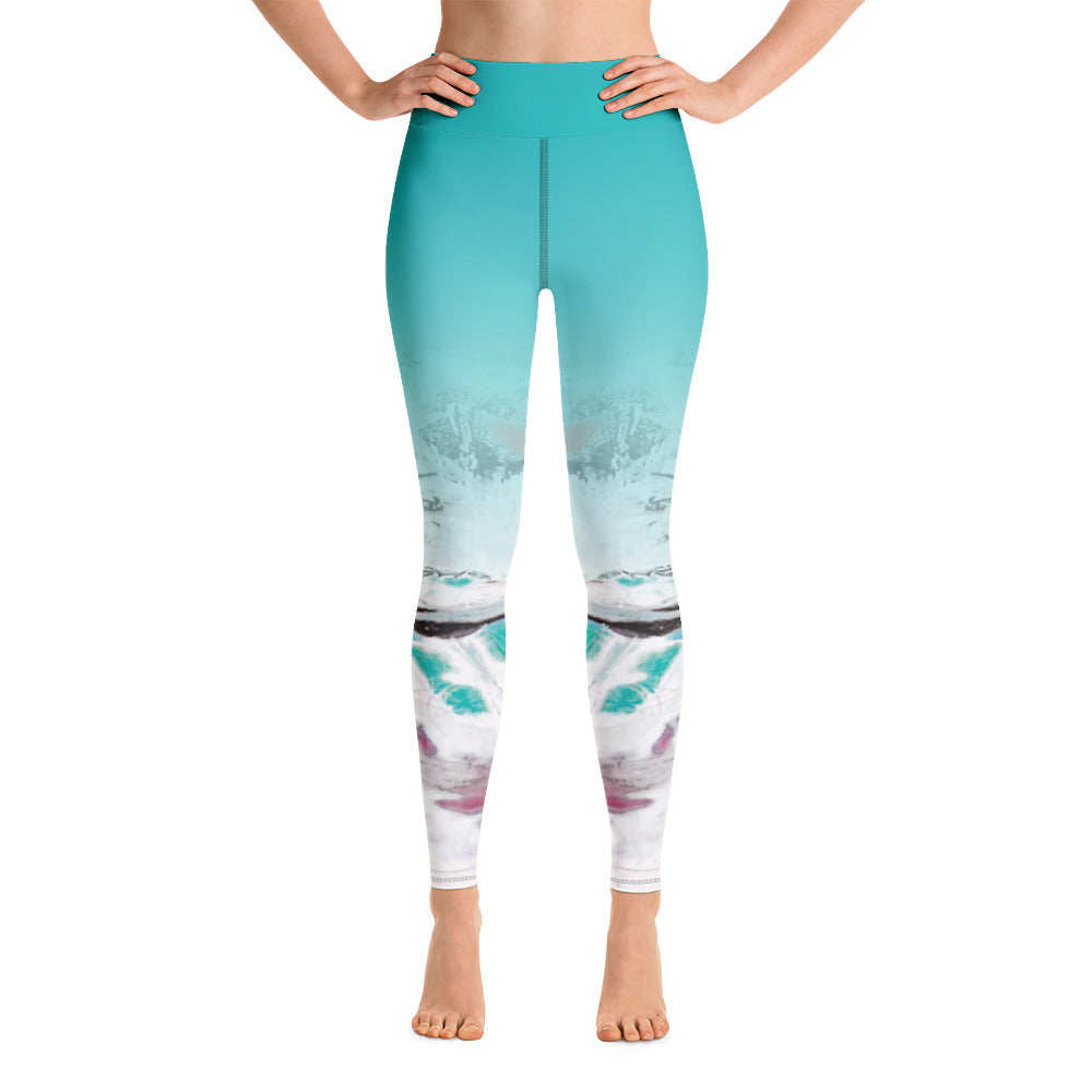 """Richy"" High Waisted Leggings - TryRight Store"