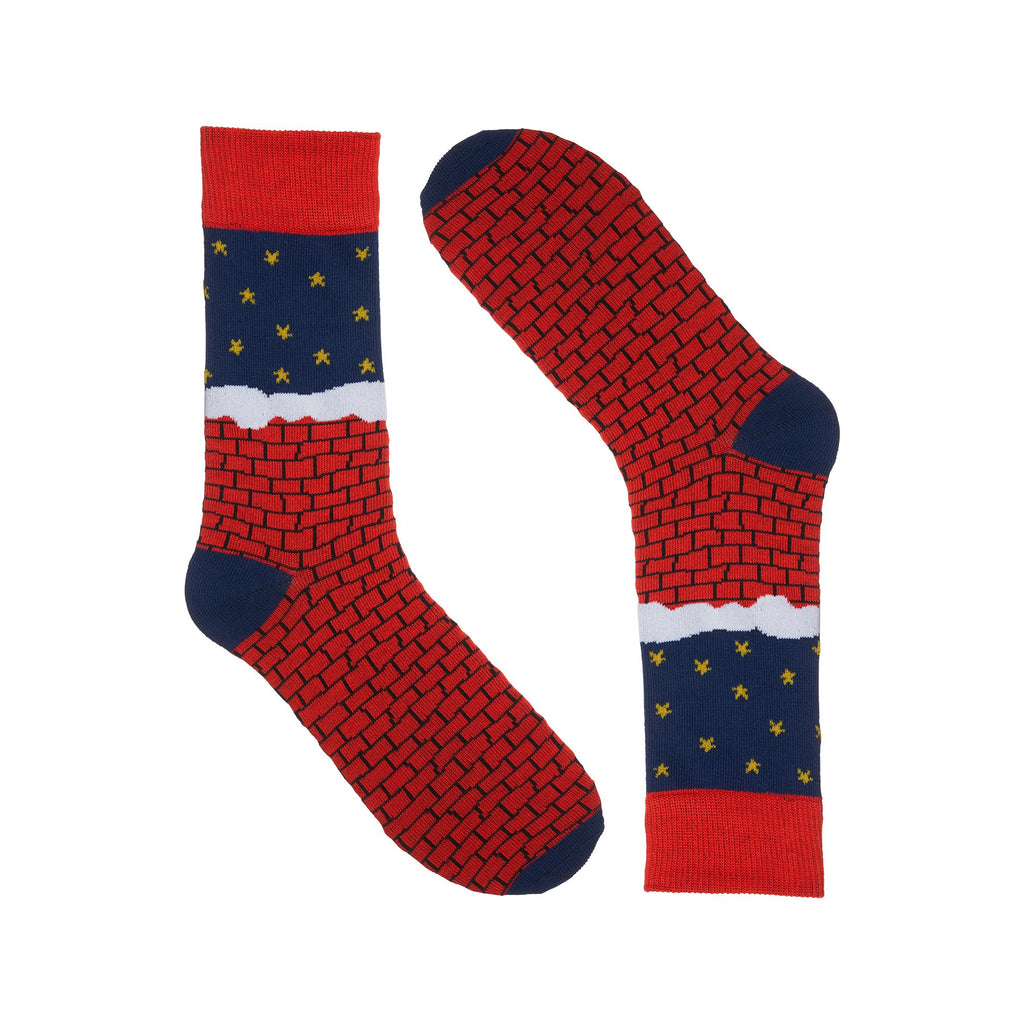 Christmas Help Santa Dress Socks