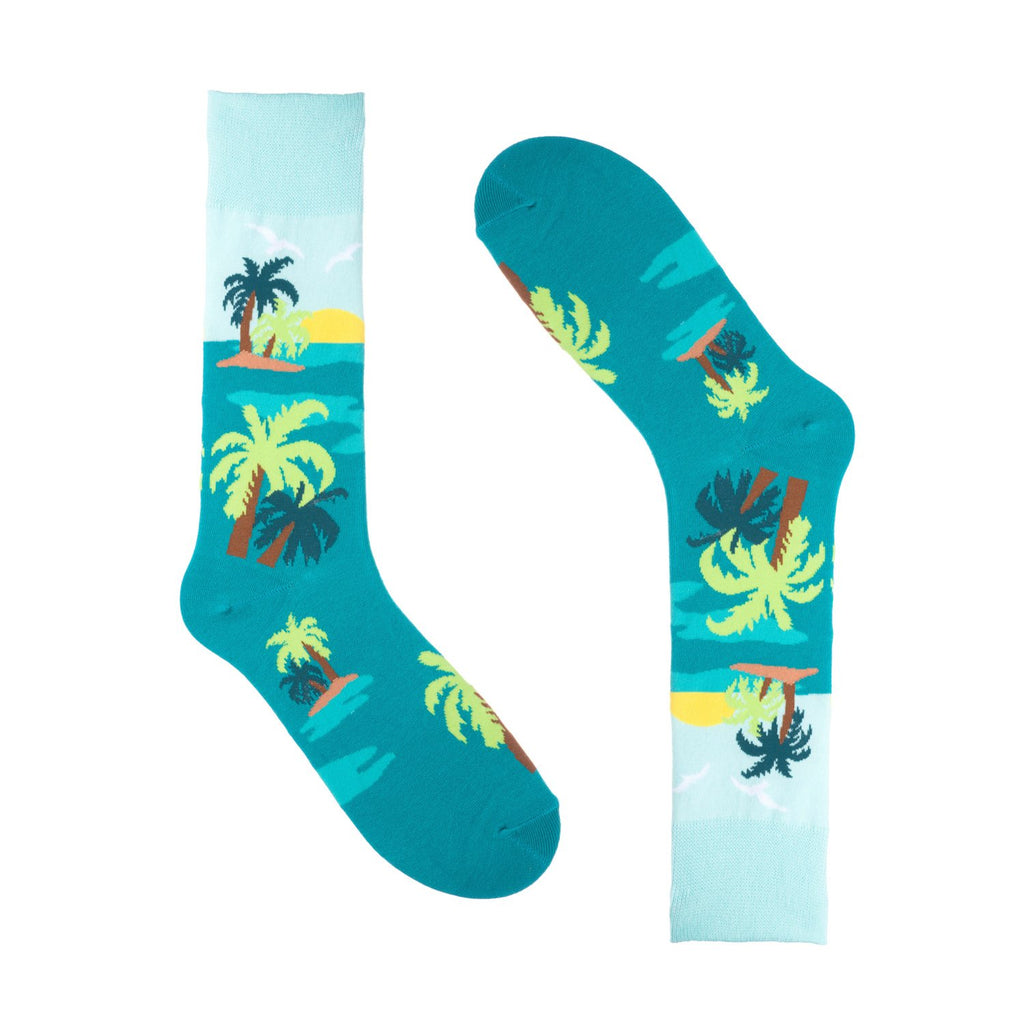 Palm Beach Dress Socks