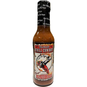 "Chili Cowboy ""The Ghost Rider"" Xtra Hot Sauce"