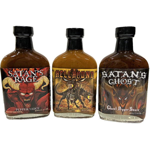 Hells Inferno Gift Box Pack