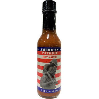 American Patriot Hot Sauce