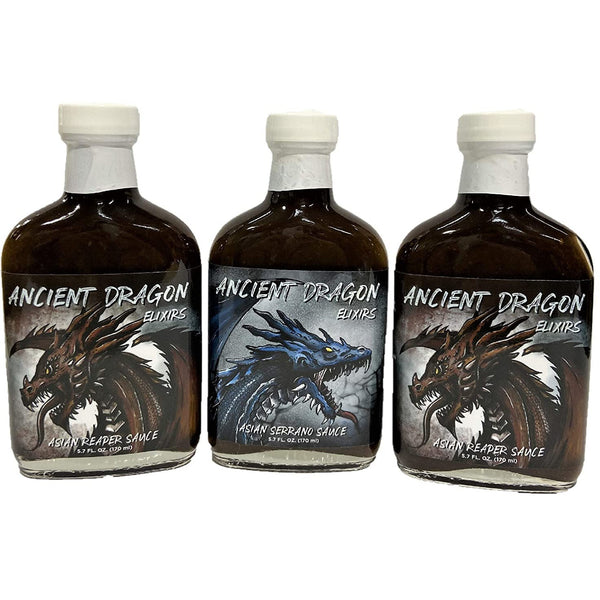 Ancient Dragon Reaper Gift Box Pack
