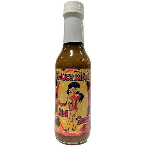 Sauce Bitch Hot Sauce