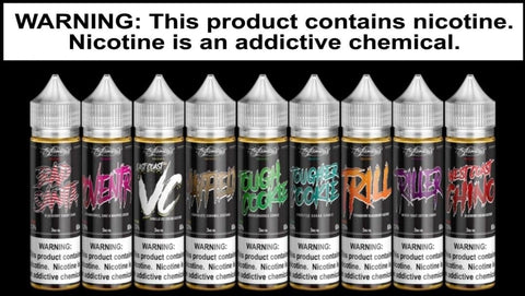 Infamous 95 Bottle Flavor Bundle
