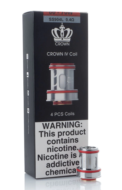 Crown 4 Coils