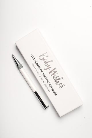 Baby Wishes Signature Pen