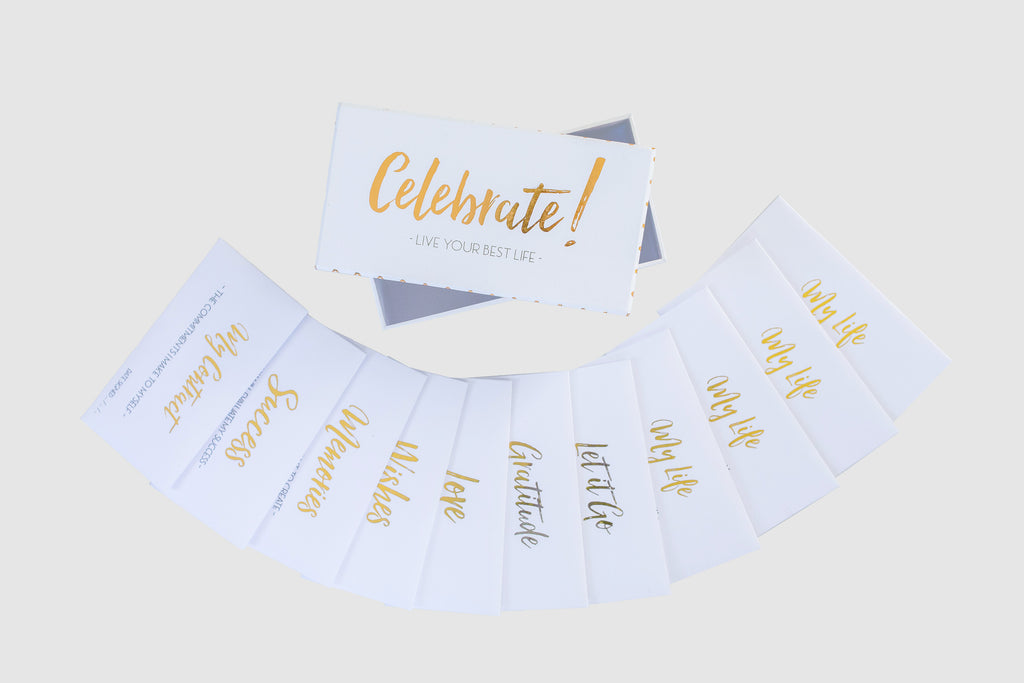 Celebrate! Live Your Best Life Inspiration Box