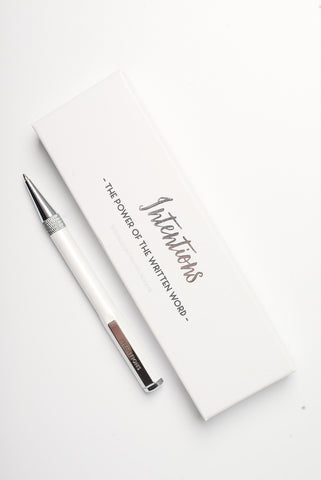 Intentions Signature Pen