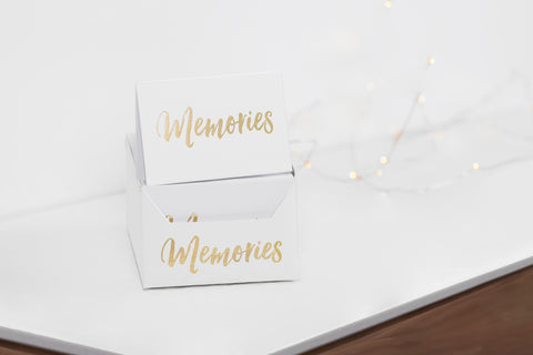 Memories Refill Card Sets