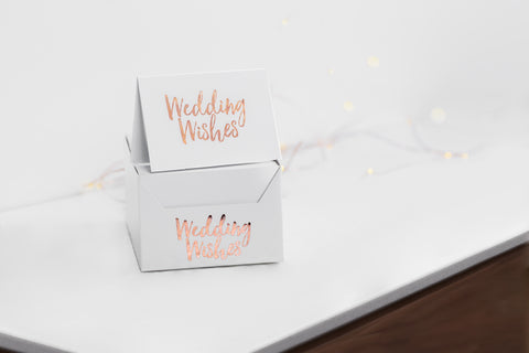 Wedding Wishes Refill Card Sets