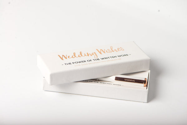 Wedding Wishes Signature Pen