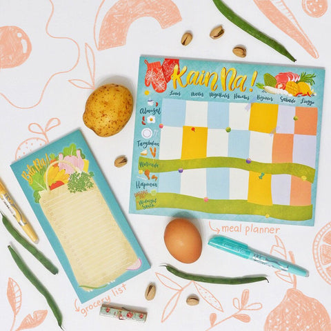Galing sa Kusina: Meal Planner Set